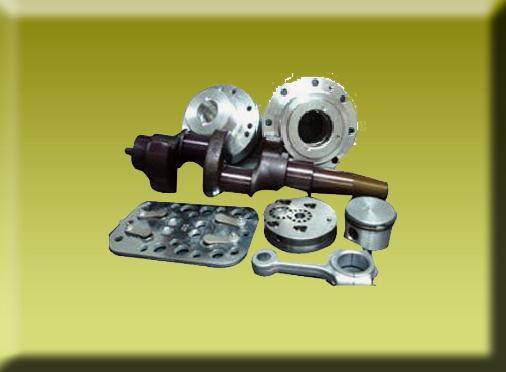 Bock Compressor Spares