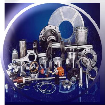 Refrigeration Compressor Spares, Controls - Valves and Pressure Gauges