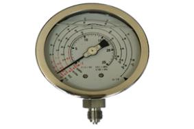 SMC 100 Freon Discharge Gauge
